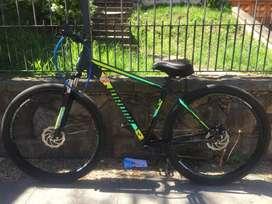 Bicicleta MTB Jordan rodado 29
