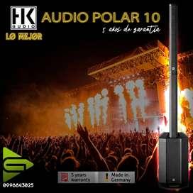 Sistema de PA activo de alto rendimiento en formato de columna - HK Audio Polar 10