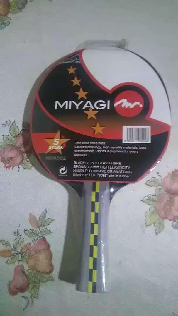 Raqueta ping pong miyagi 0