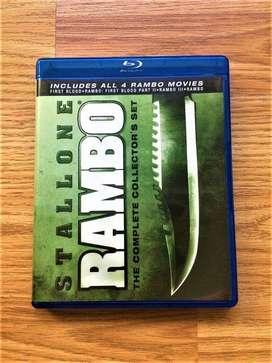 Bluray Original Coleccion Rambo