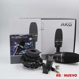 Micro de condensador AKG 3000 (Nuevo)