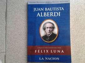 Juan Bautista Alberdi - Felix Luna