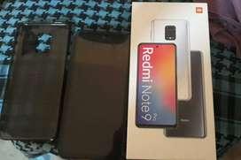 Redmi Note 9 Pro 6gb ram 128gb interna