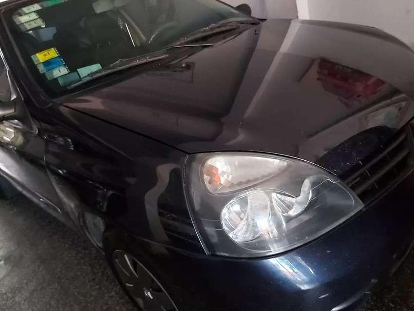 RENAULT CLIO  2 FULL 1.2 VTV  3 PTAS IMPEC!! AL DIA VDO PERMUTO MENOR VALOR