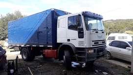 Vendo iveco eurocargo 160E23N ,  cabina dormitorio.cabina dormitorio mod 2000