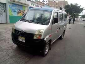 Vendo Minivan Lifan Foison 8 asientos