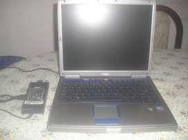 Notebook Dell Inspiron 600m Pentium 4 1.8ghz Ram 1.25ghz