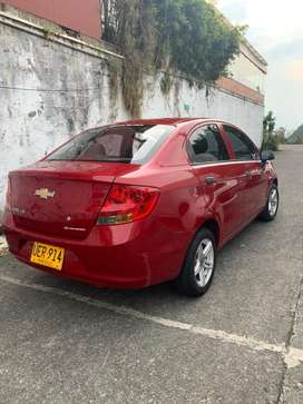 Vendo chevrolet sail 2016 en perfecto estado