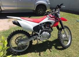 Honda CRF 230 2018 Sin uso