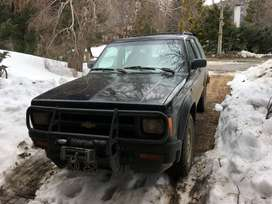 Vendo Chevrolet Blazer modelo 93