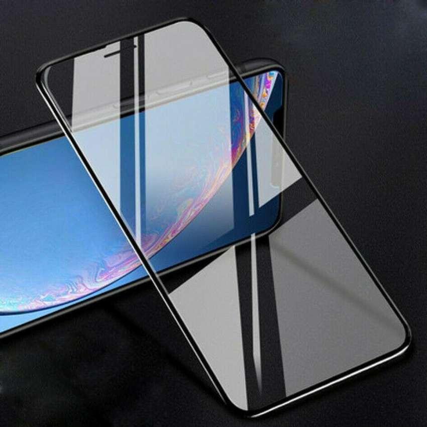 Vidrio Templado Glass  full Cover  (cubre los bordes) Iphone 11 pro 11 pro max 11 0
