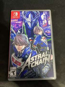 Astral chain Nintendo