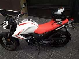 RX 200 NEXT ZANELLA VENDO IMPECABLE