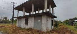 Se vende casa en construcción en el cantón joya de los sacha