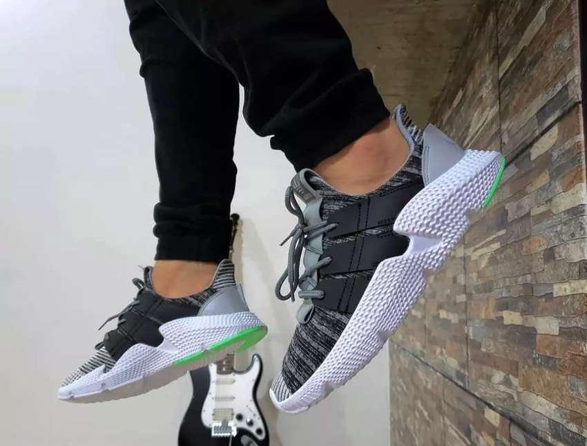 Zapato Tennis Deportivo Adidas Prophere Caballero 0