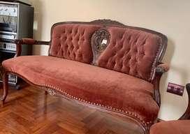 Muebles de sala estilo Luis XV