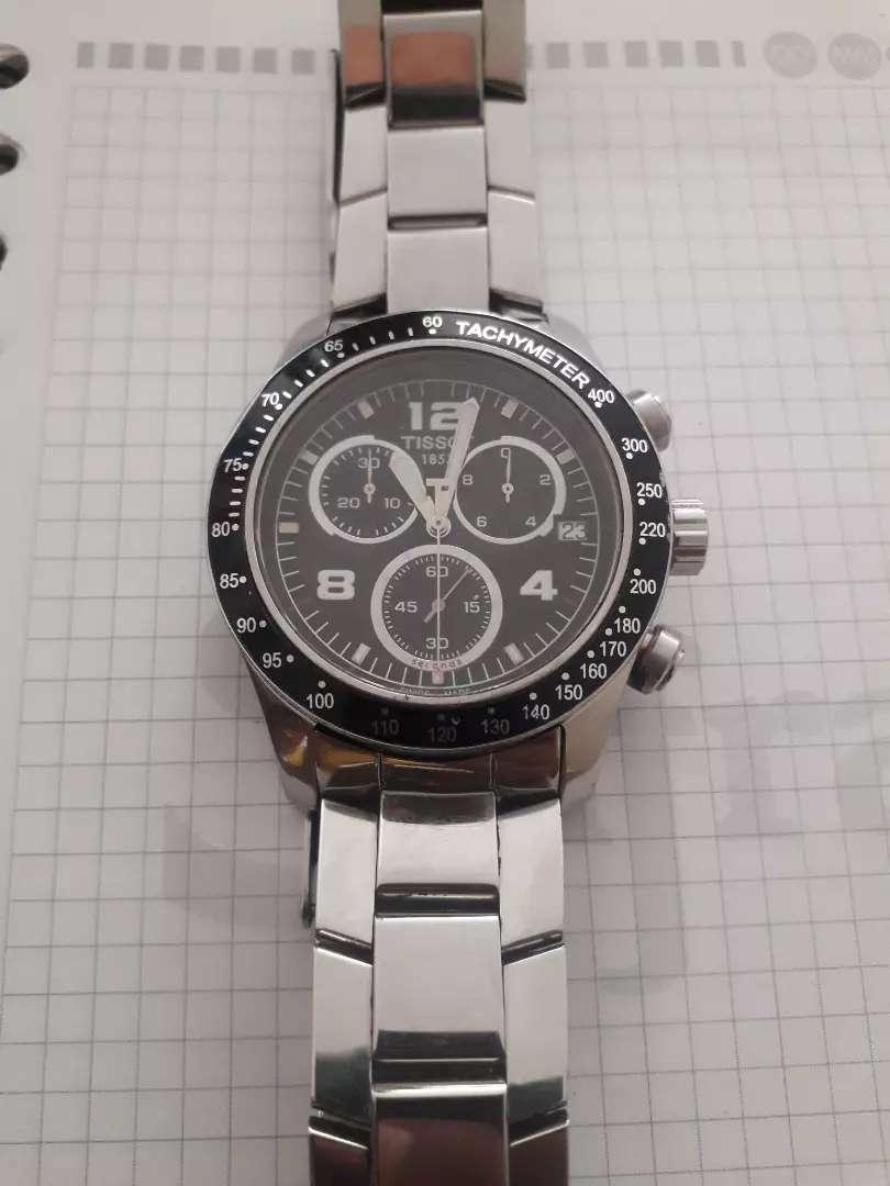 Reloj tissot v8 0