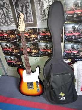 Vendo guitarra electrica Freeman