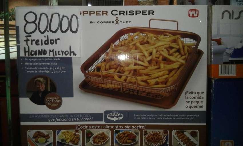 Copper Crisper 0