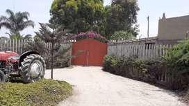 VENDO CASA DE CAMPO EN CHINCHA KM 212 PAN.SUR