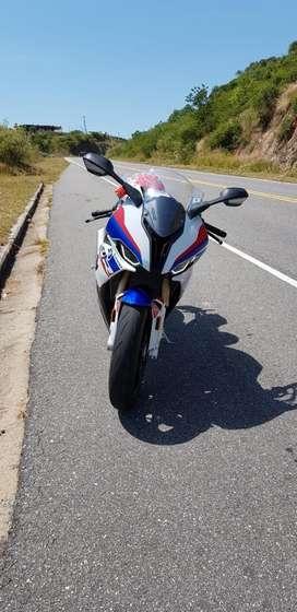 Bmw S1000rr Paquete M - Nueva!!! Única!