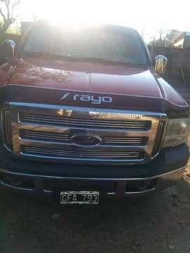Camioneta ford 4x4
