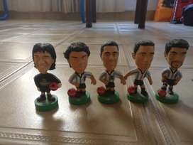 Muñecos Argentina Mundial Fifa 1998