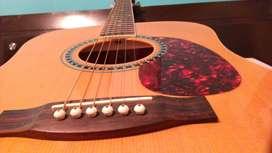 """Guitarra Electroacústica Marca """"Palmer"""" Modelo: PD21-LB """"FULL ECUALIZADOR"""" Marca G-TONE"""