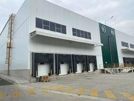 VÍA A DAULE BODEGA  2830 m² ideal CENTRO DE DISTRIBUCION Y LOGISTICA