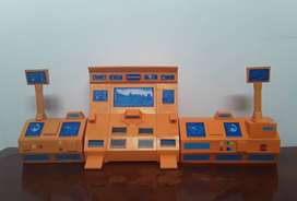 Transformers Masterpiece - Maqueta Base Autobots