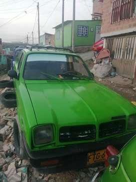 Se vende o se permuta por moto chevette cupe dos puestas modelo 82 motor en buen estado a gasolina