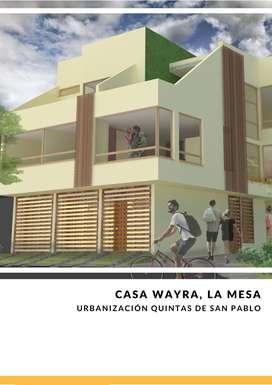 Venpermuto apartamentos en La Mesa, Cundinamarca