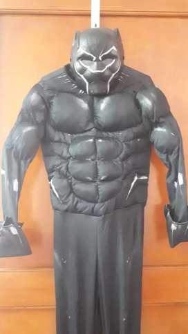 Disfraz Pantera Negra- niño