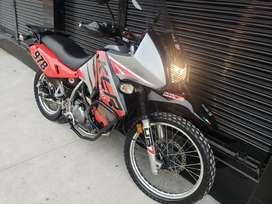 Kawasaki klr 650 NO ES DE RREMATE