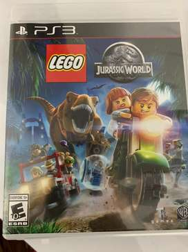 Juego Lego Jurassic World PS3