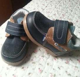 Zapatos de Niño Ardilla Talla 19