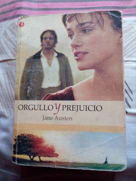 Libro ''Orgullo y Prejuicio''
