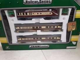 vendo railcar series