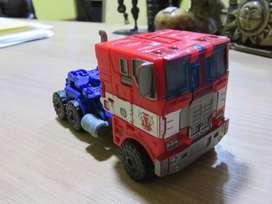 Transformer Optimus Primer Saga Transformers