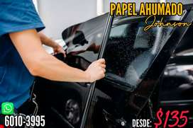 PAPEL AHUMADO JOHNSON