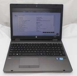"HP PROBOOK 6570B 15.6"" Intel Core i7-3520M 2.9GHz Ram 8GB SSD 480GB"