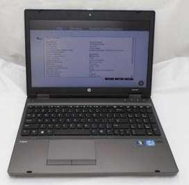 """HP PROBOOK 6570B 15.6"""" Intel Core i7-3520M 2.9GHz Ram 8GB SSD 480GB"""