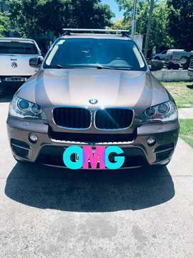 Vendo BMW x5 x drive 3.5 impecable