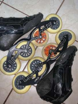 Patines profesionales linea 110