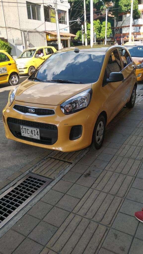 Taxi Kia Ion 1.250 con aire  2017 0
