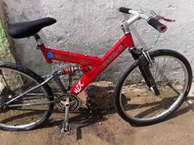 Marco de bicicleta #26 montañera