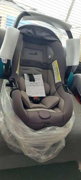 Coche nuevo con silla de carro más soporte smooth ride travel system