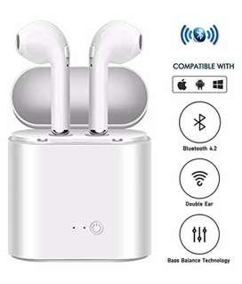 # Audífonos Bluetooth i7S mini Ref. Mj-0020
