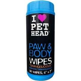 Los mejores Paños Humedos Perros Y Gatos I Love Pet Head Orangeliciuos