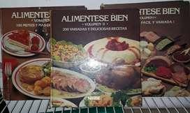 Libros Cocina Nestle